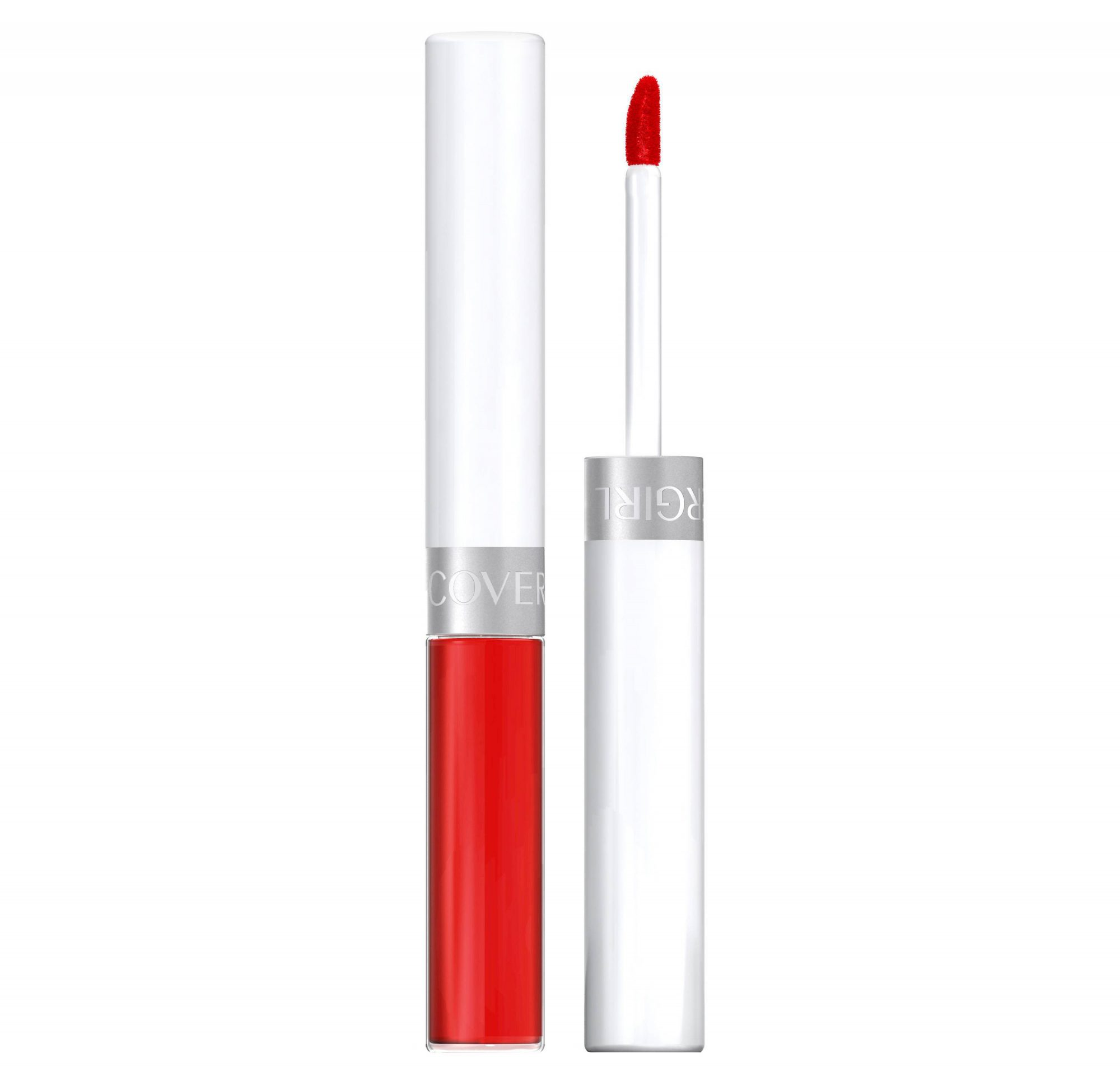 CoverGirl Outlast Lip Color in You're On Fire!