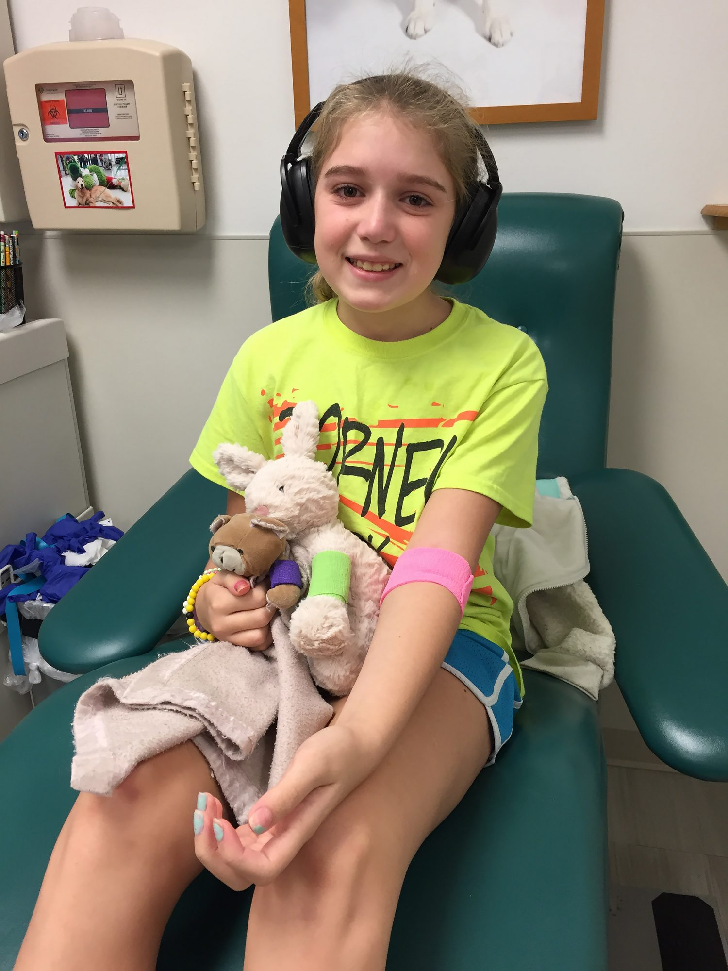 14-Year-Old Girl Blasted with Air Horn Speaks Out: 'I Feel Like I'm Being Stabbed in the Ear'