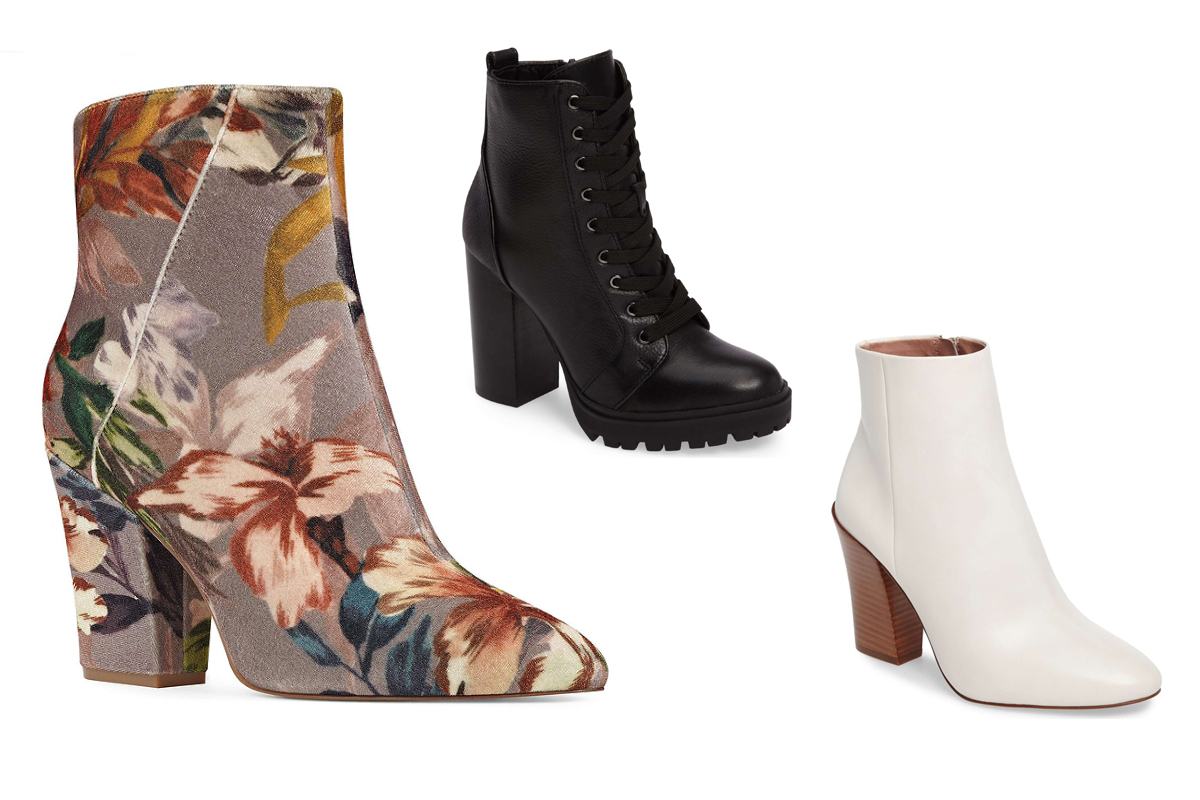 Shopping: The 5 Best Fall Boots to Score for Up to 50 Percent Off at Nordstrom