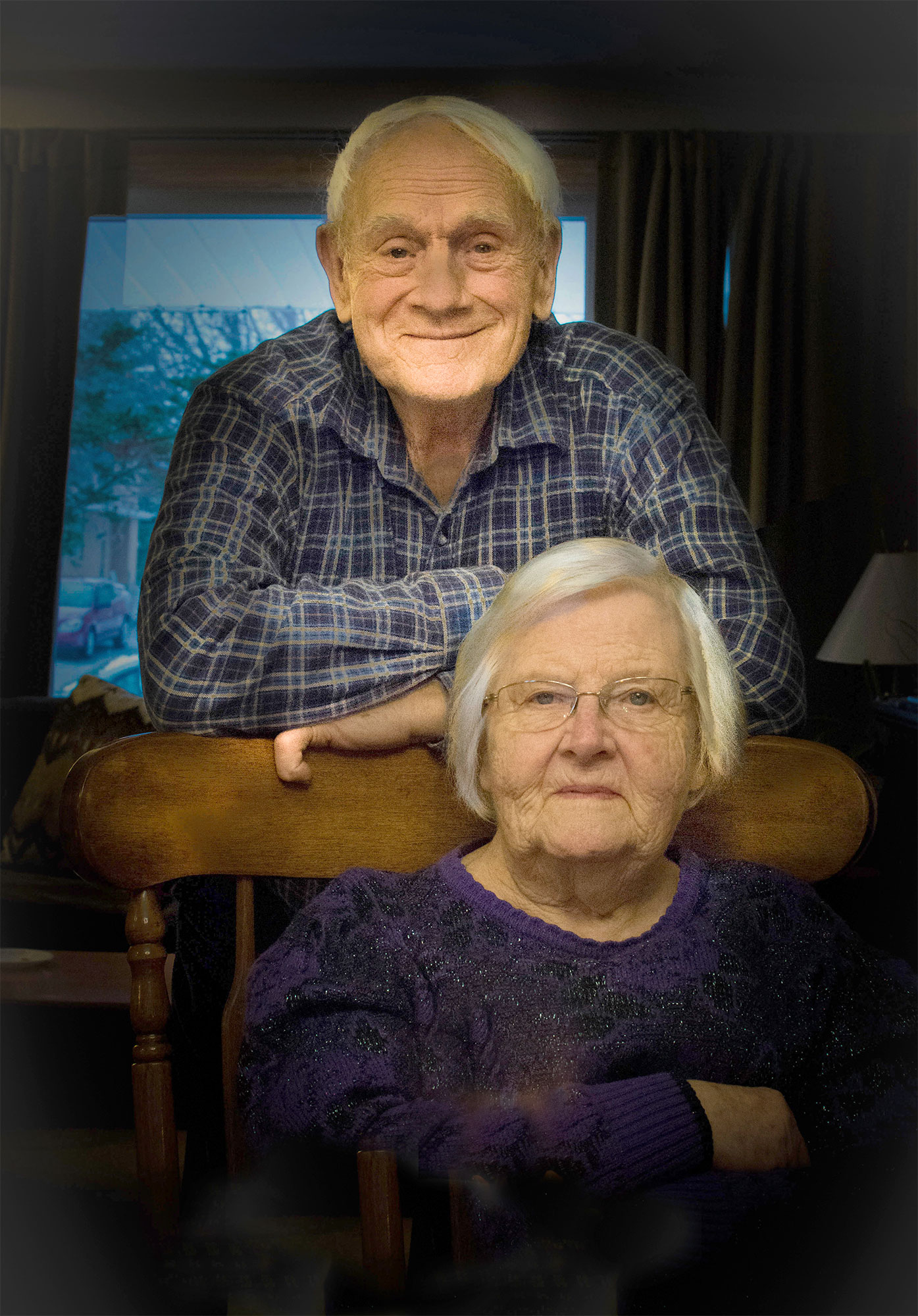 Elderly Couple Dies Within Hours of Each Other After Wife Searches for Husband in Freezing Cold