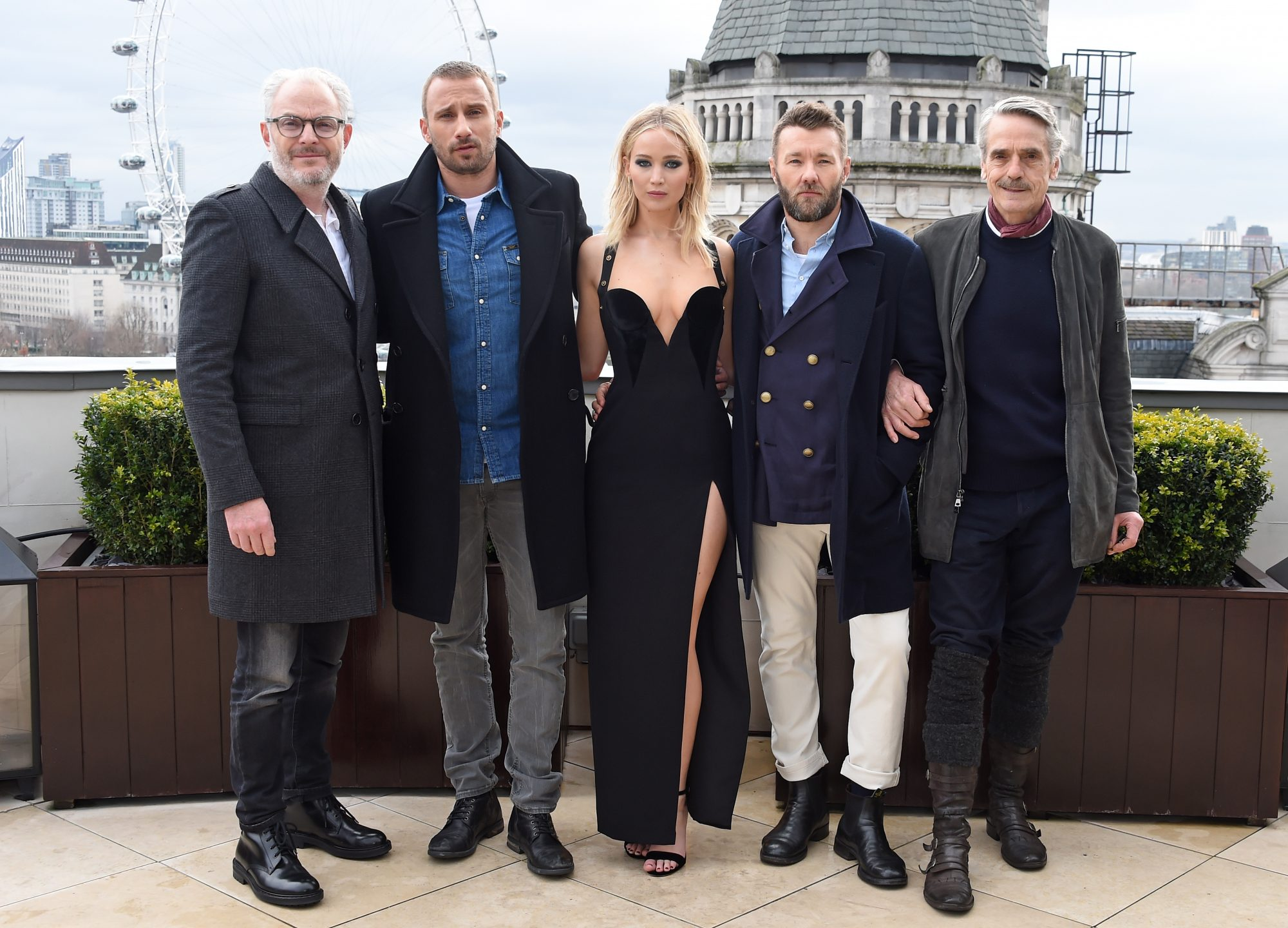"""Red Sparrow"" - Photocall"