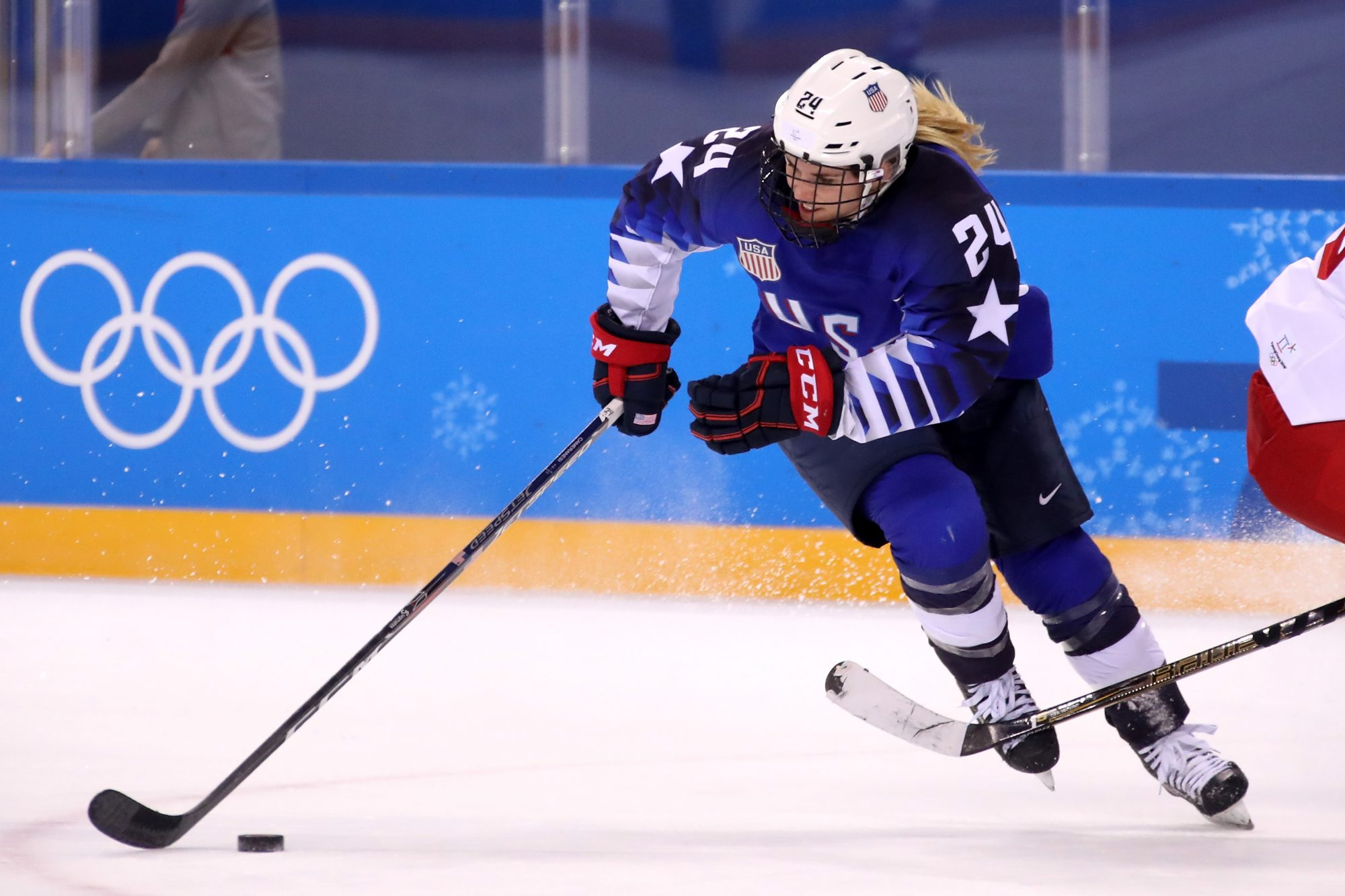 USA women's ice hockey at the 2018 Winter Olympics