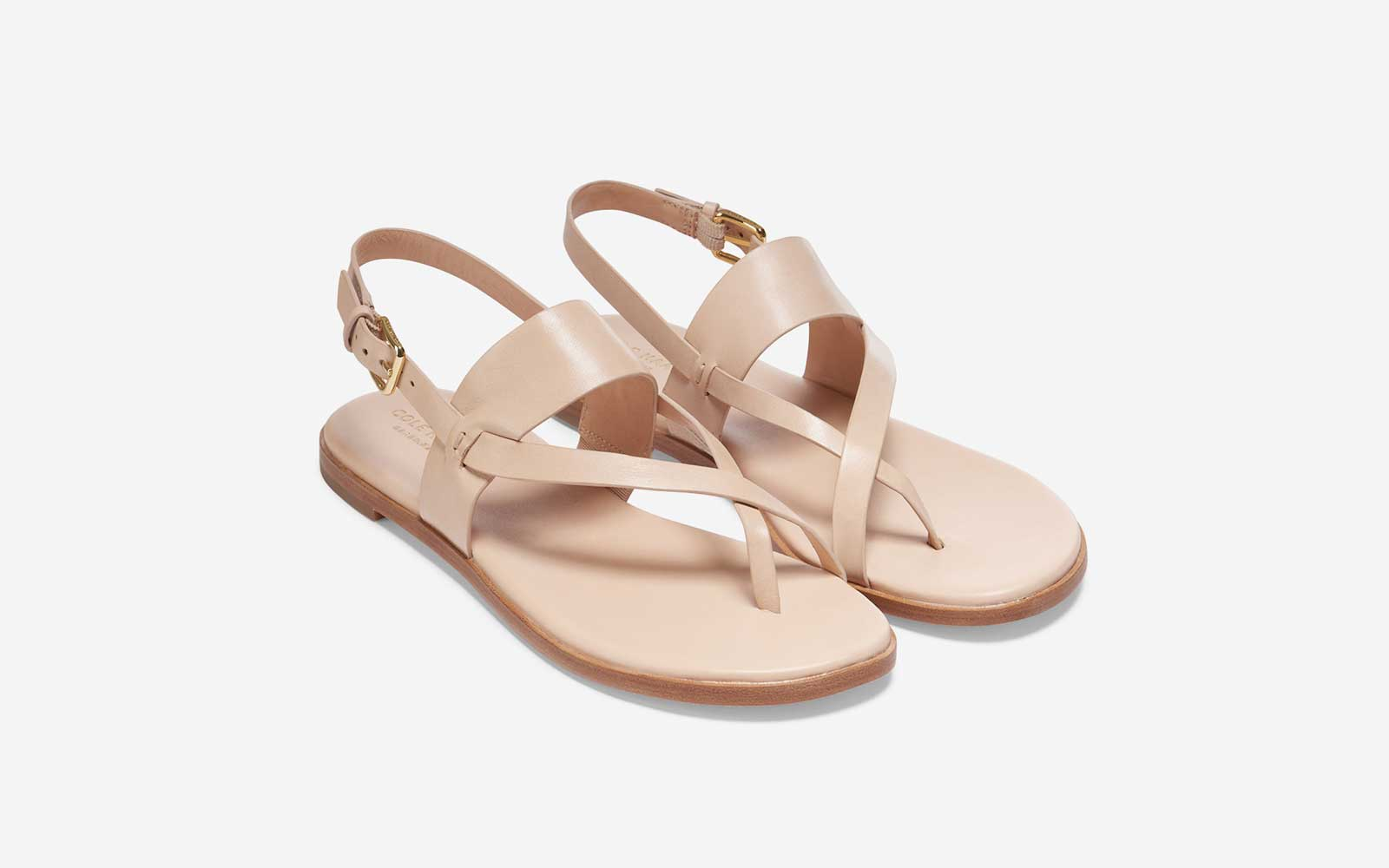 Simple and Soft: Cole Haan 'Anica' Thong Sandal