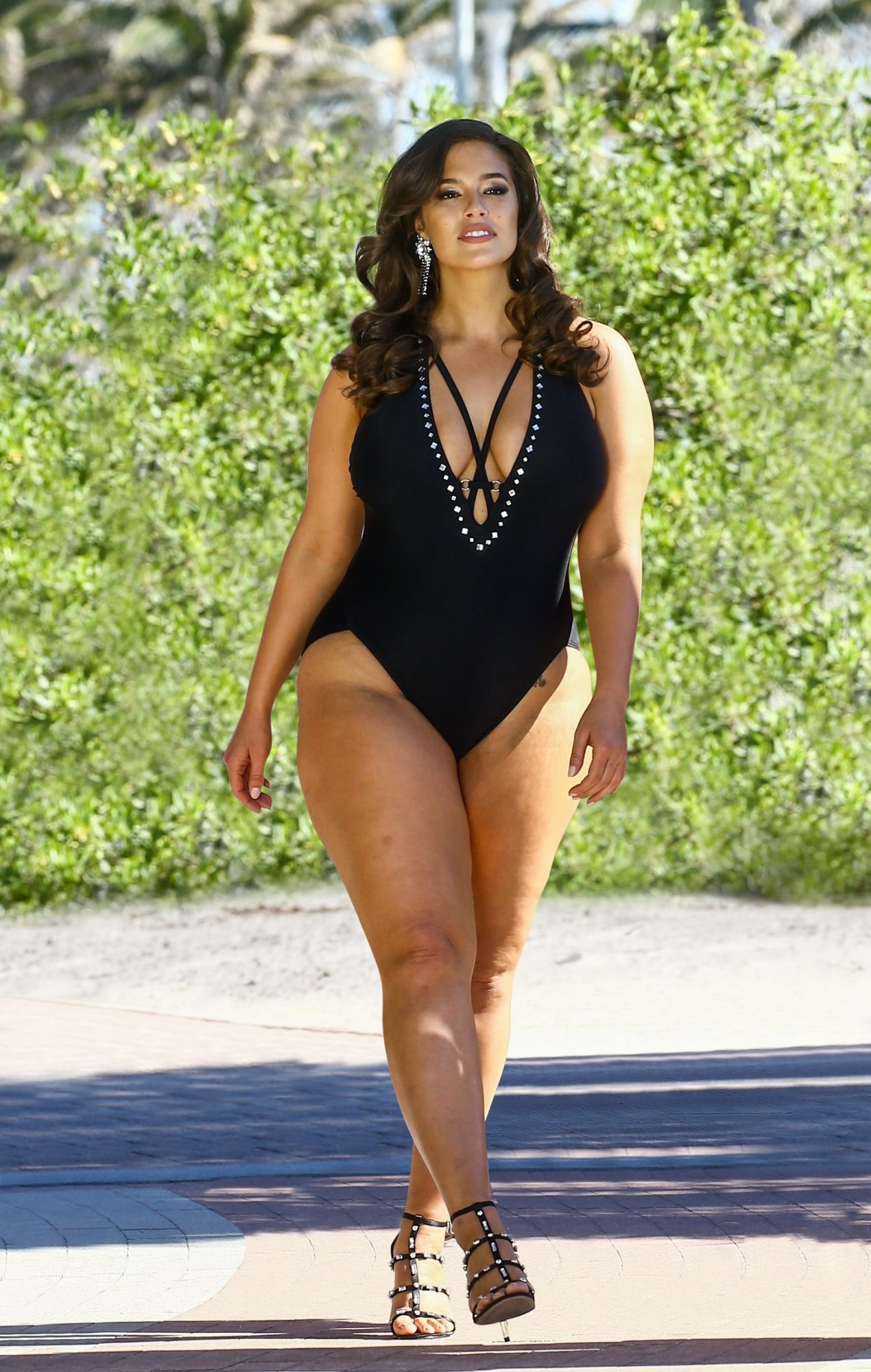 ashley graham swim