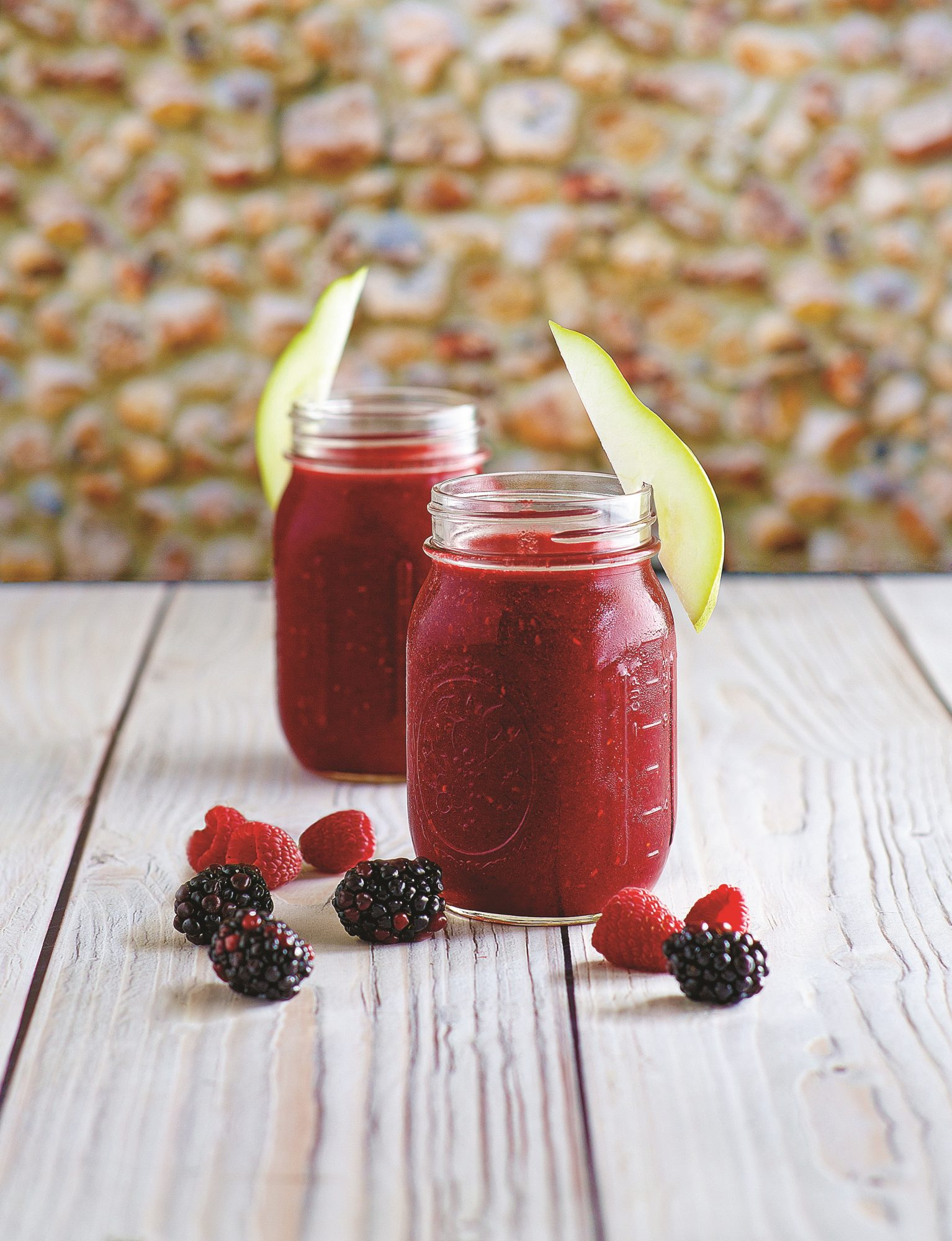Pear-Berry Blast