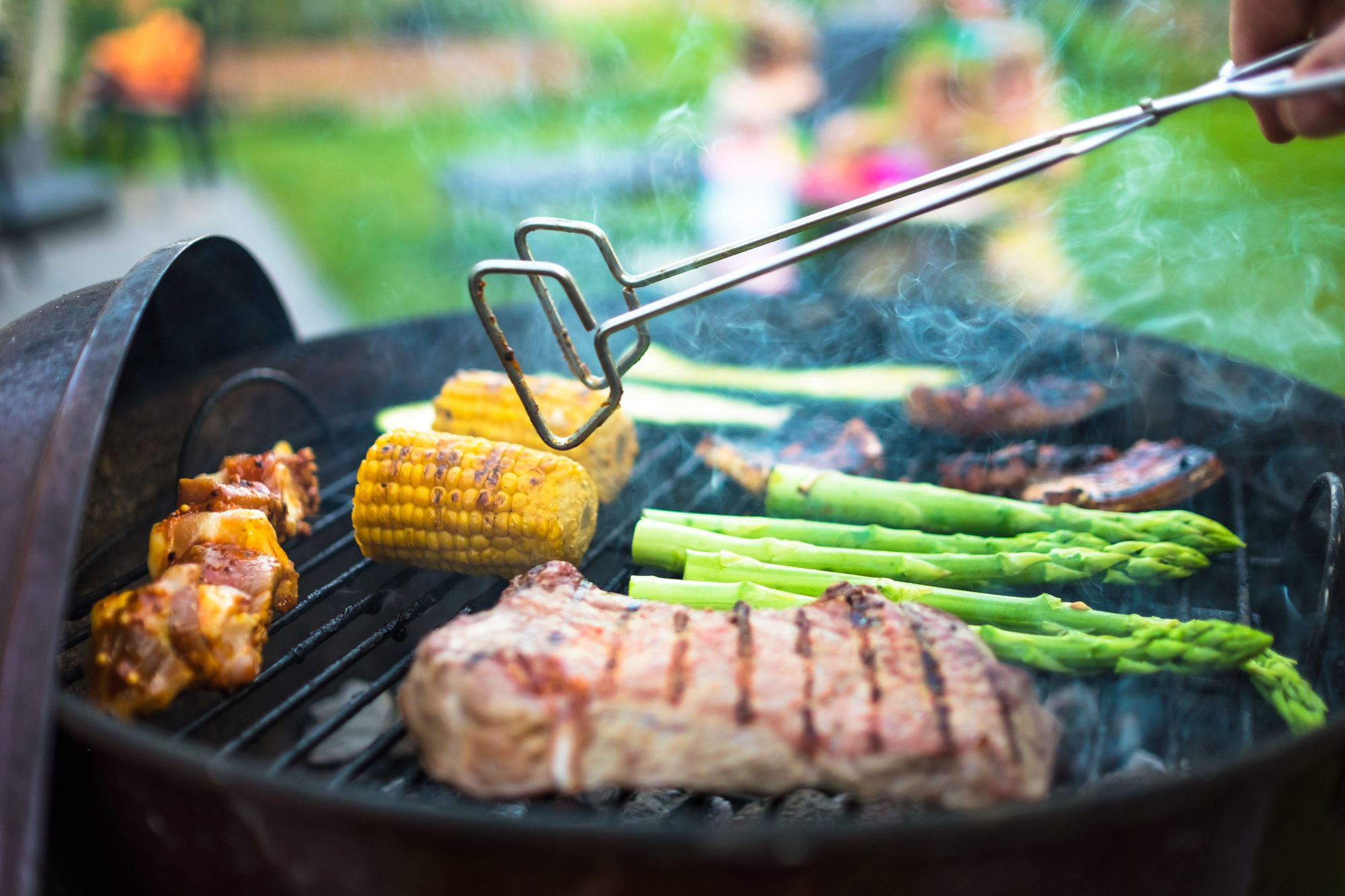 Plan a healthy barbecue