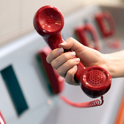 Fewer people are calling hotlines