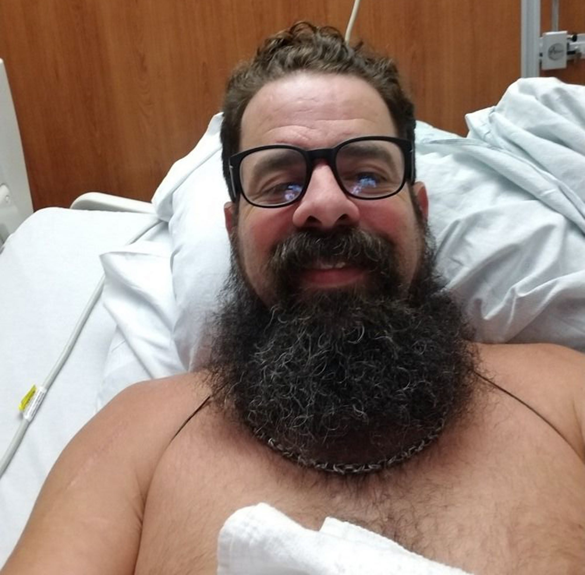Texas Shark Bite Victim Developed a Flesh-Eating Bacterial Infection: 'I Could Hardly Walk'