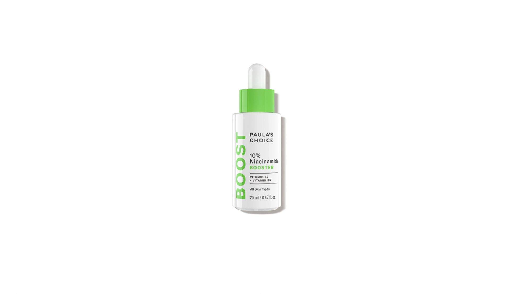 Best brightening product: Paula's Choice Niacinamide Booster
