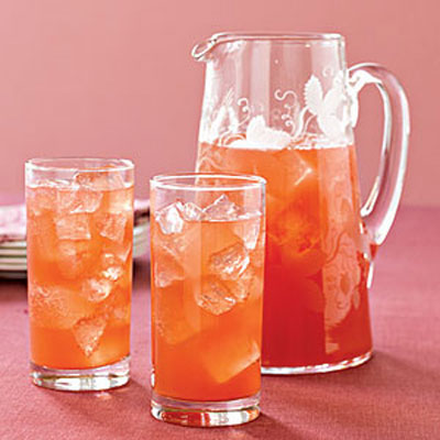 Alcohol-free drink: Thanksgiving punch