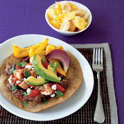 turkey-tostadas