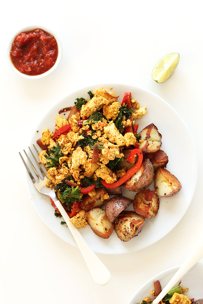 vegan-breakfast-tofu-scramble