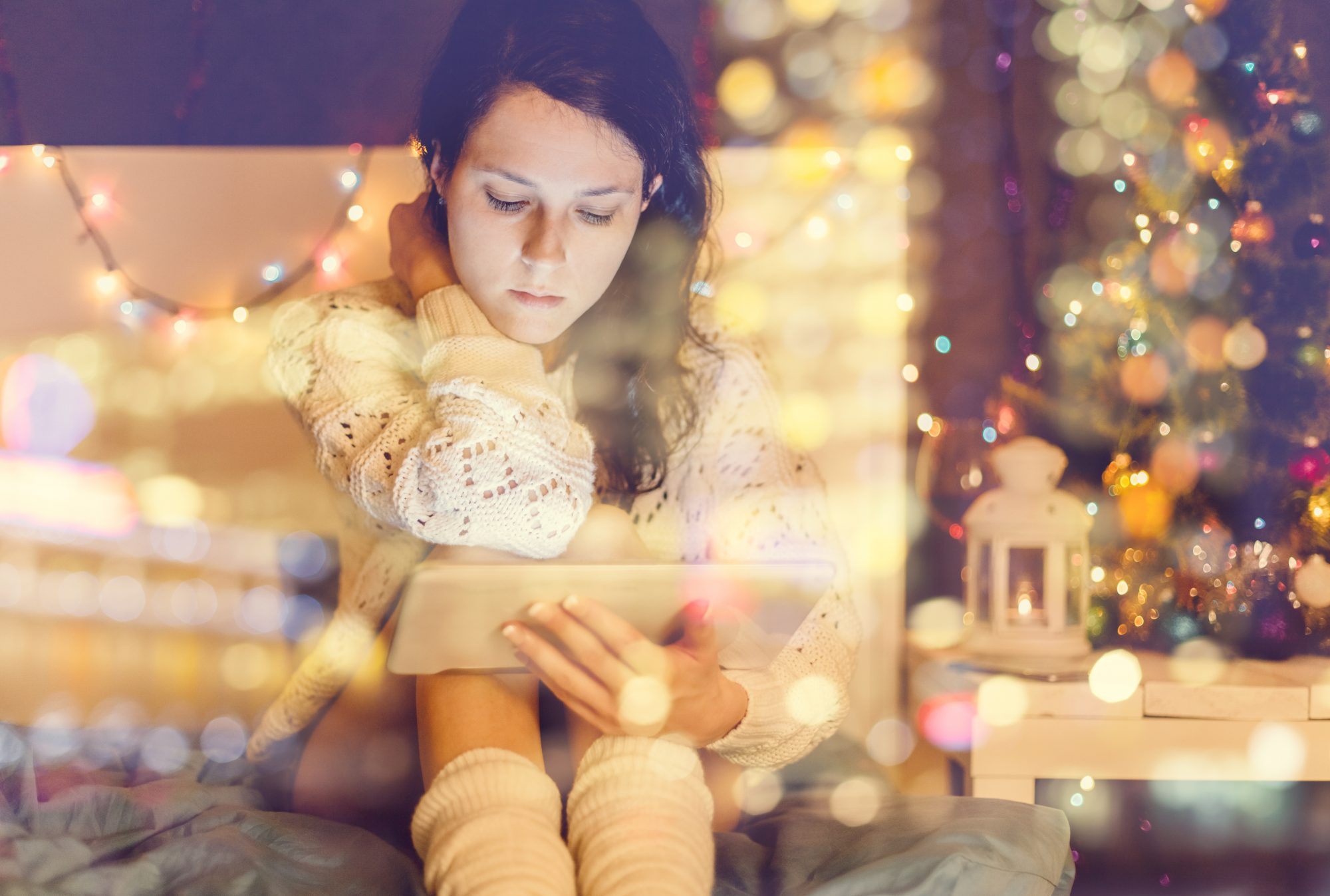 What is depression—and does it really get worse during the holidays?