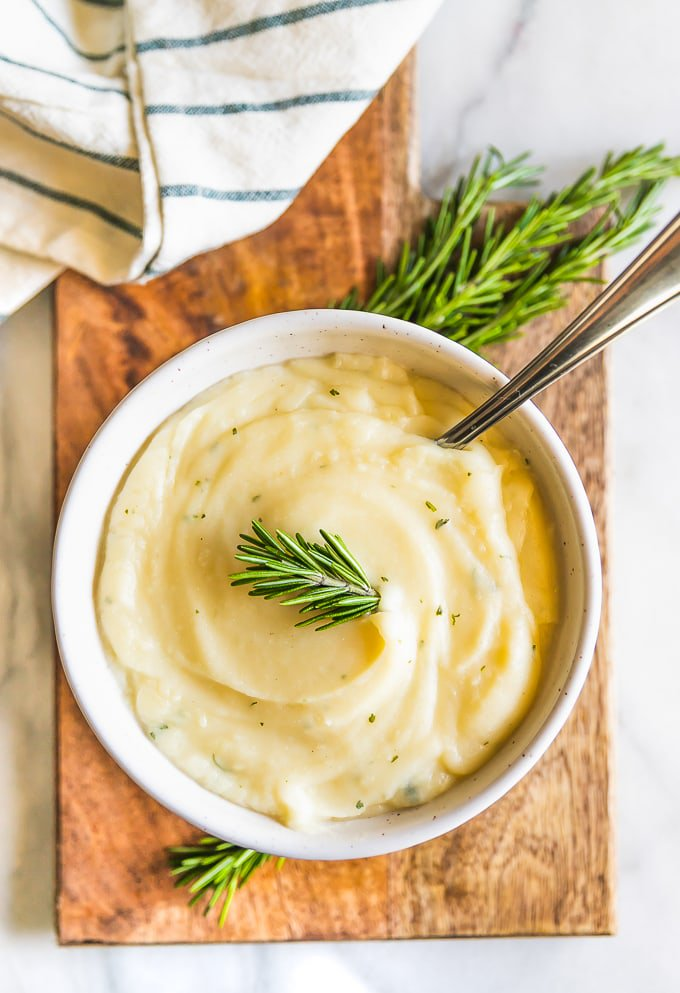 keto-thanksgiving-mashed-cauliflower
