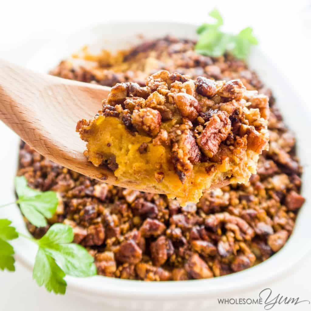 keto-thanksgiving-sweet-potato-casserole