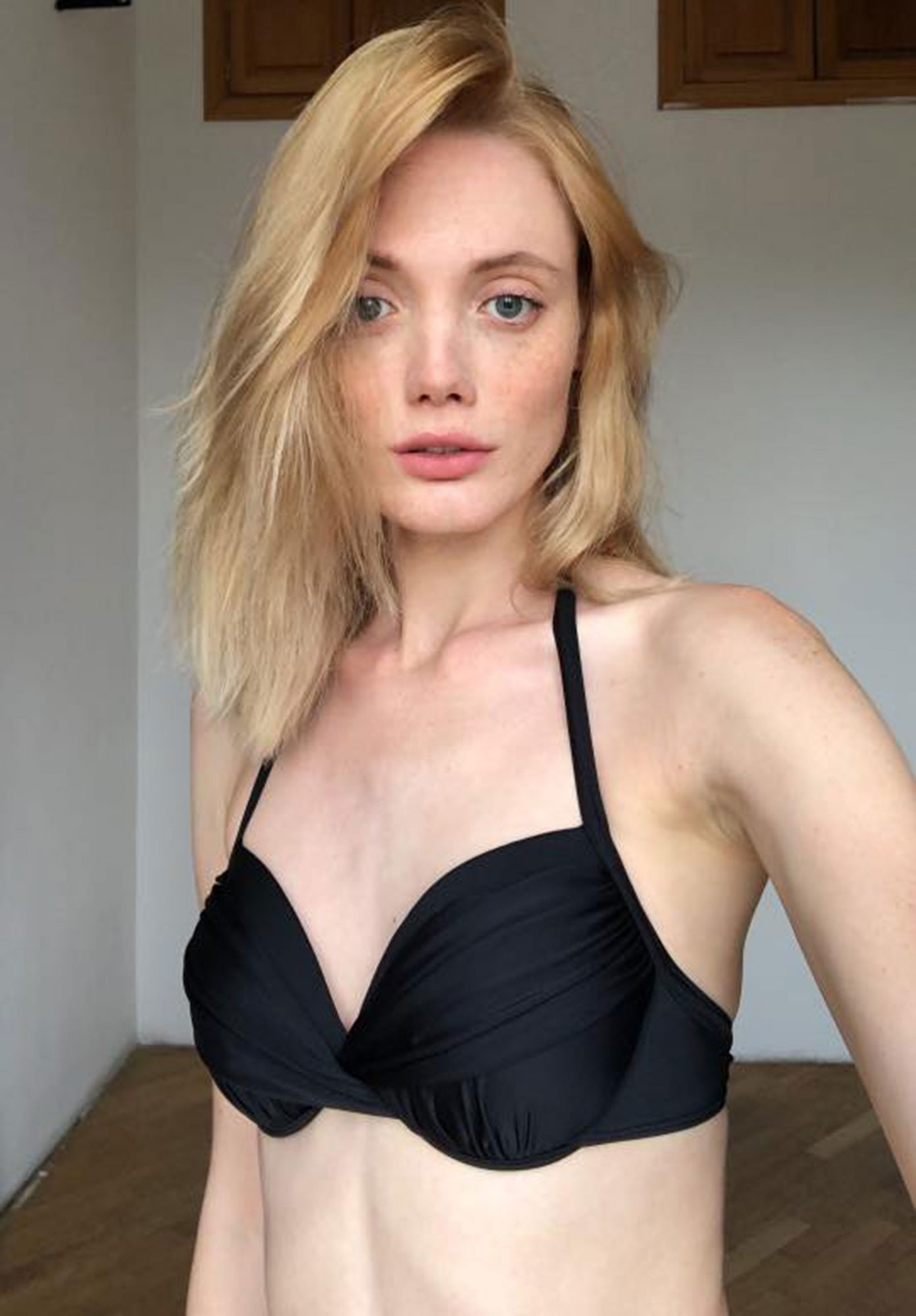 Russian Vogue Model Shares Shocking Photos of Her Battered Face After Alleged Assault by Boyfriend