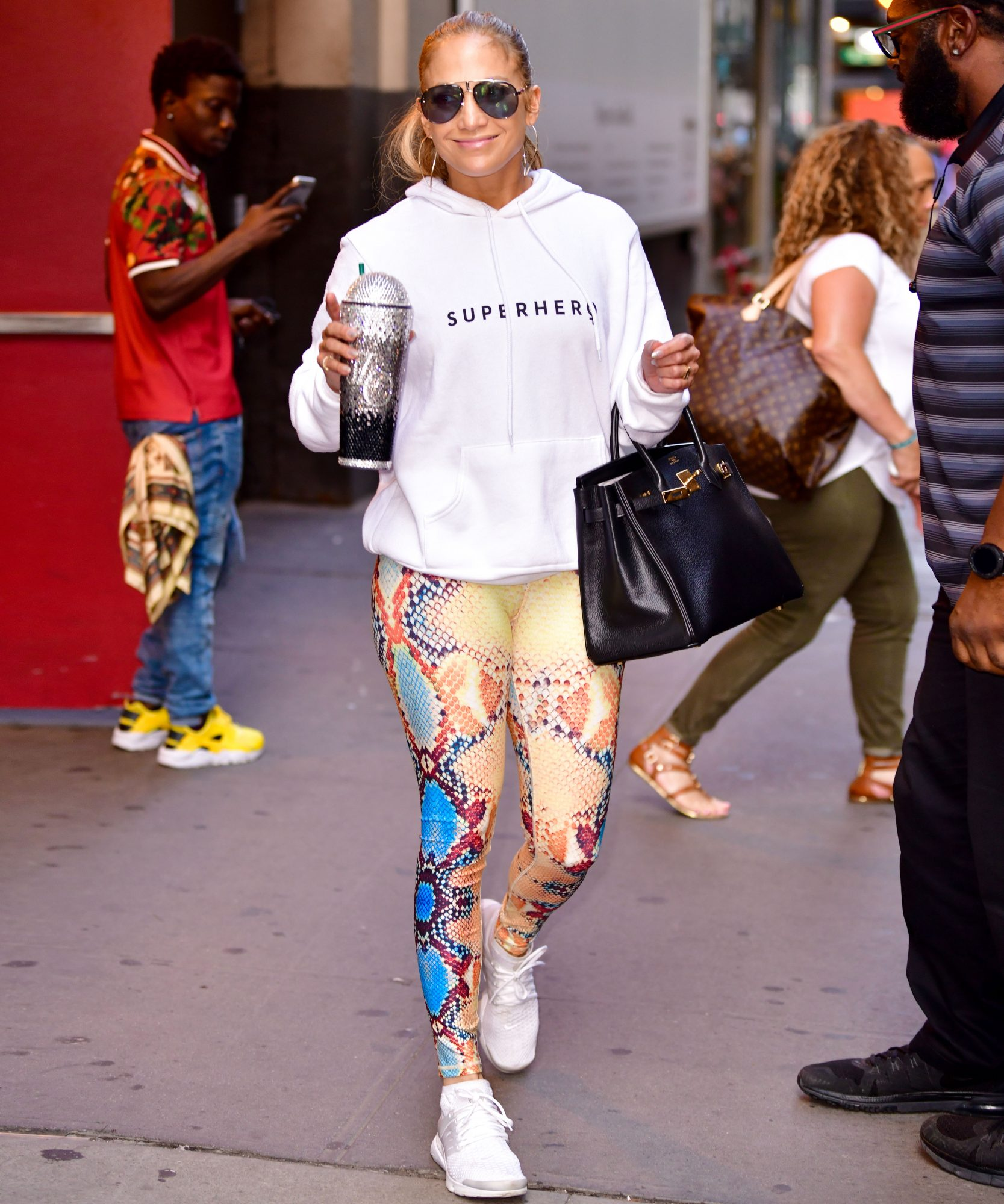 Jennifer Lopez's Gym Accessories Are More Expensive Than My Entire Net Worth