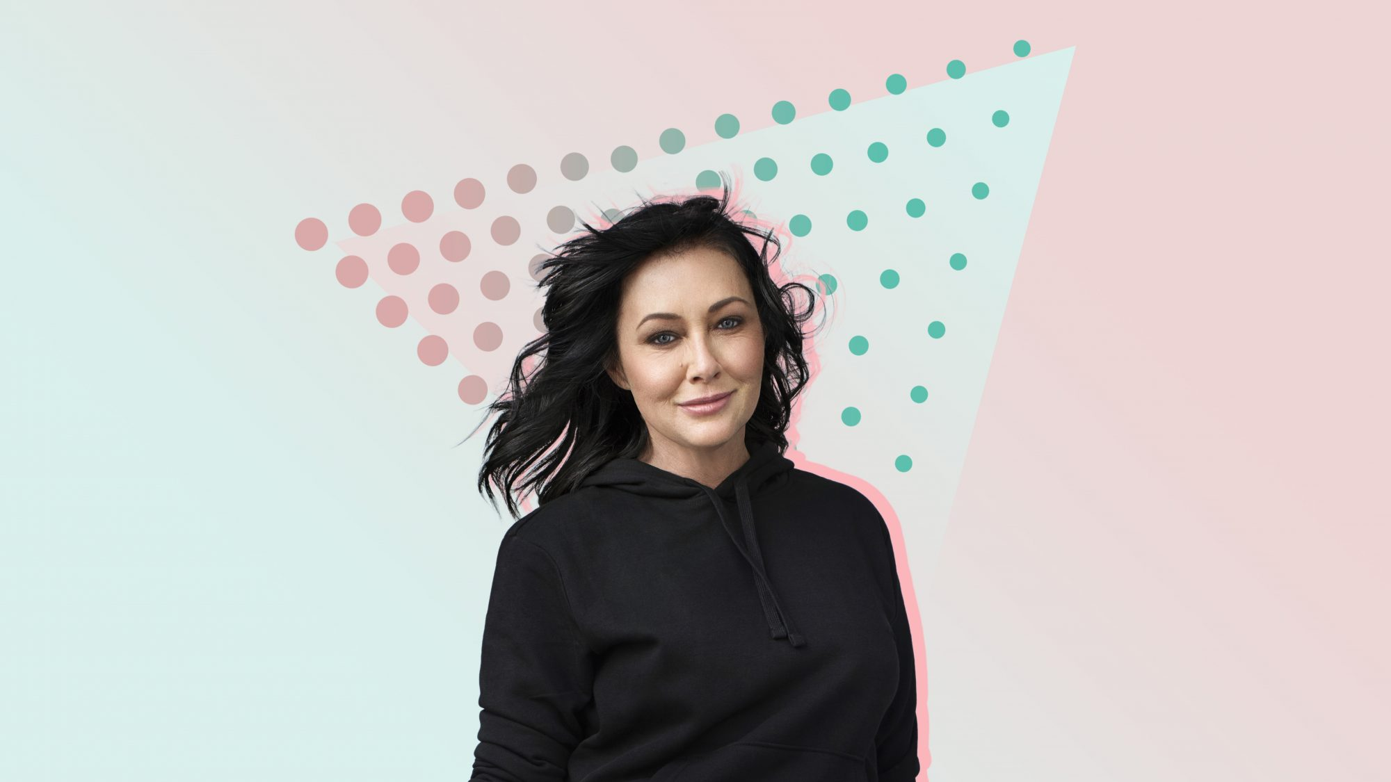 shannen-doherty-talks-cancer shannen-doherty breast-cancer woman health cancer survivor celebrity