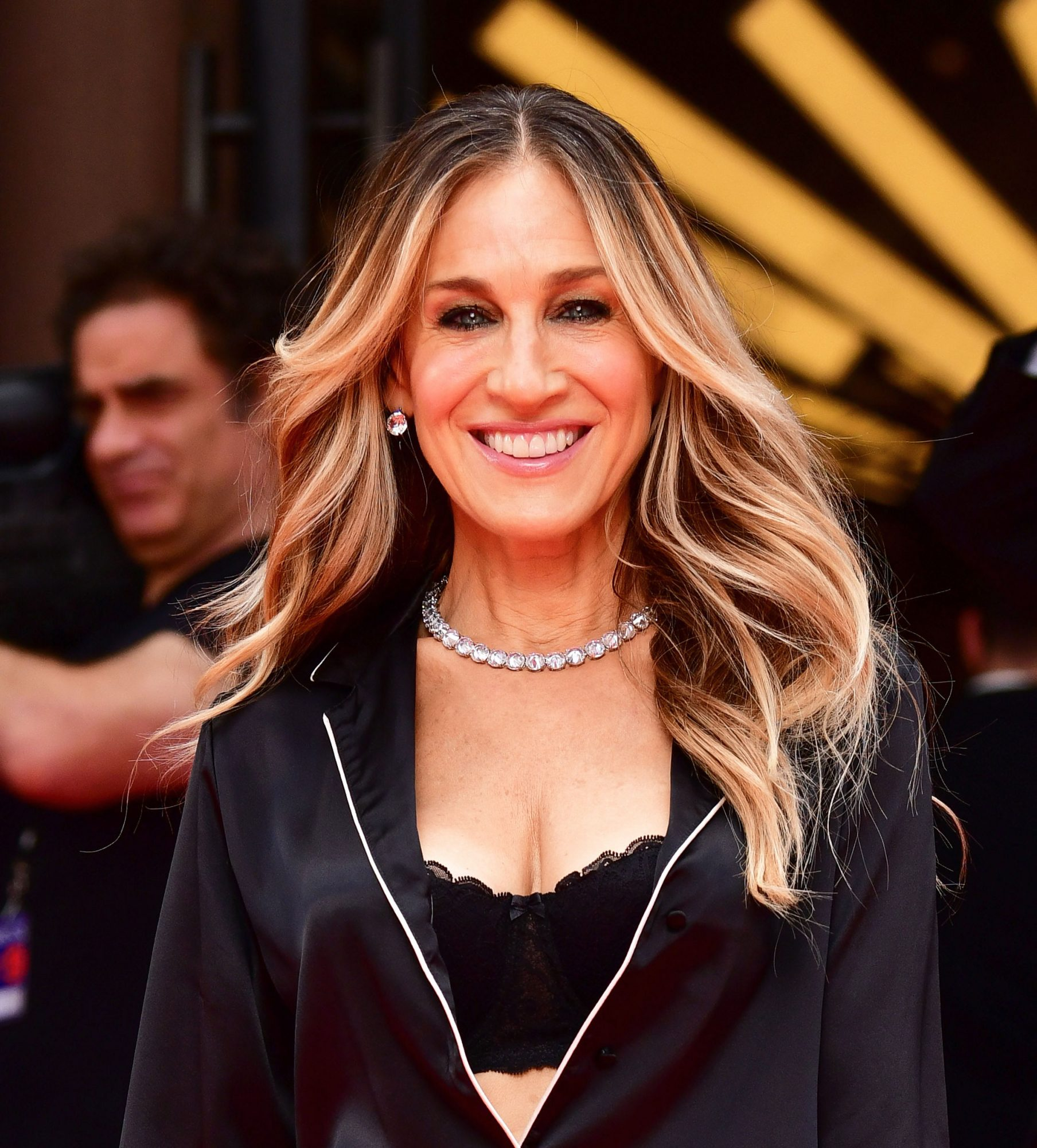 Sarah Jessica Parker Uses This $25 Hairspray for Extra Voluminous Hair