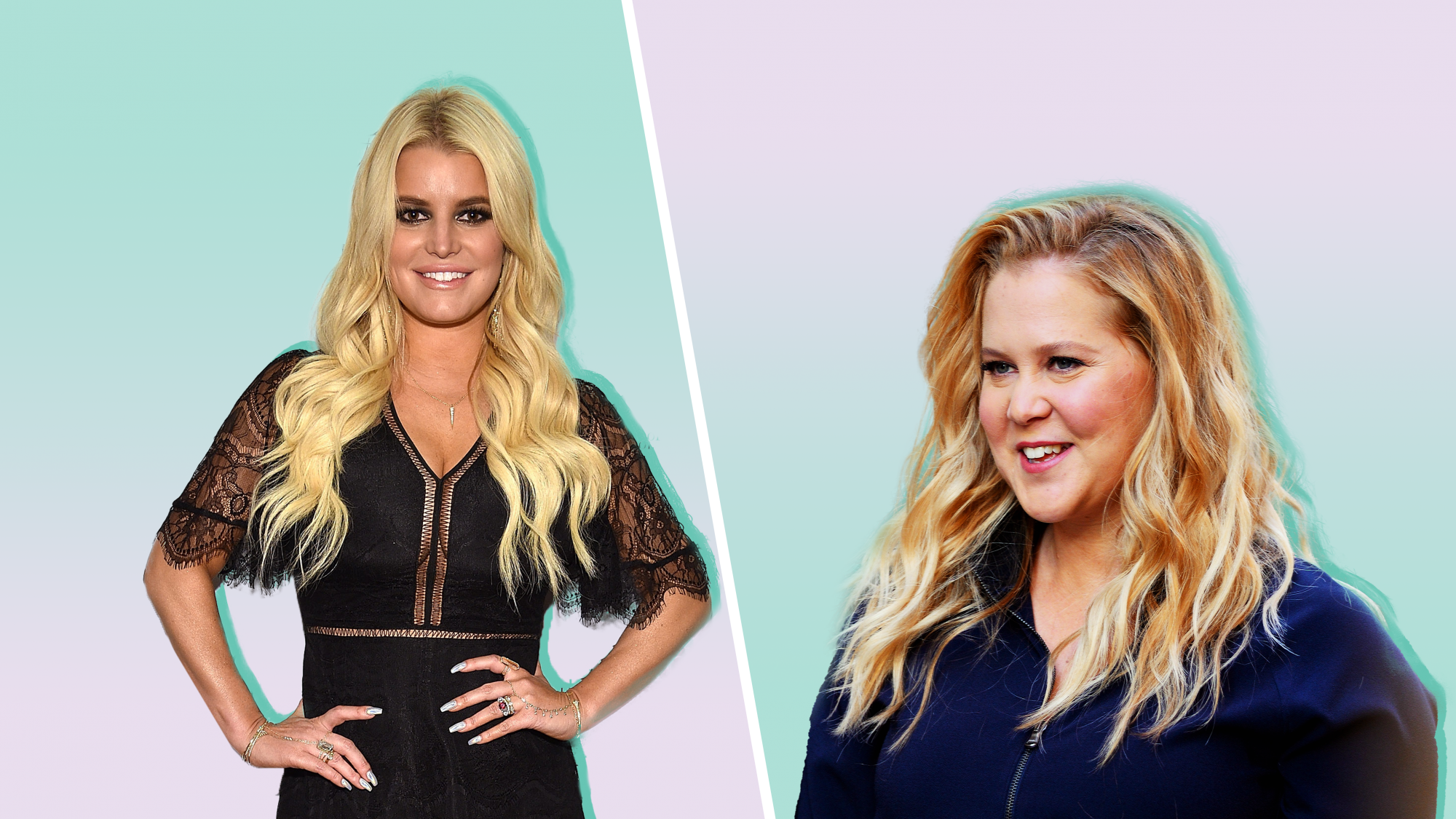 amy-schumer-jessica-simpson-baby-weightloss amy-schumer jessica-simpson baby-weightloss