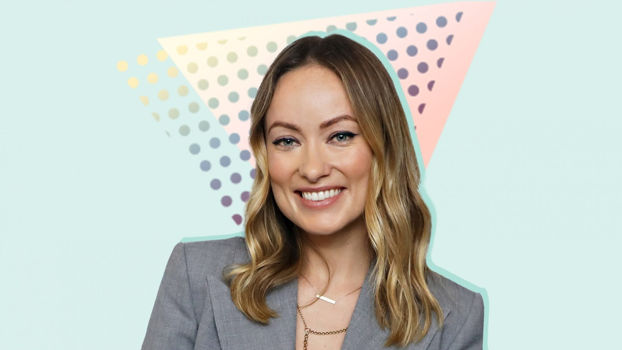 Olivia Wilde S Secret For White Teeth Is Dr Bronner S Toothpaste