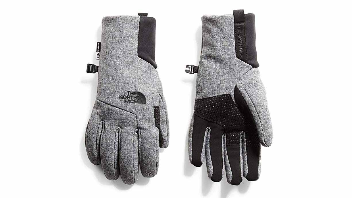 tech-gifts-north-face-gloves