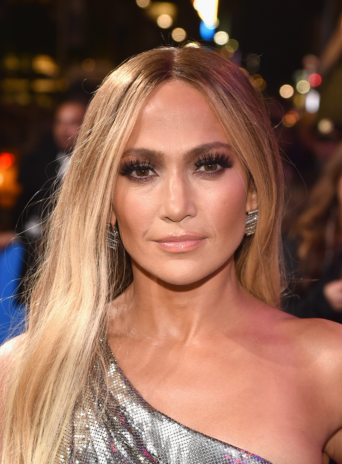 J.Lo Glowed in a Makeup-Free Selfie After Bagging Hustlers Award