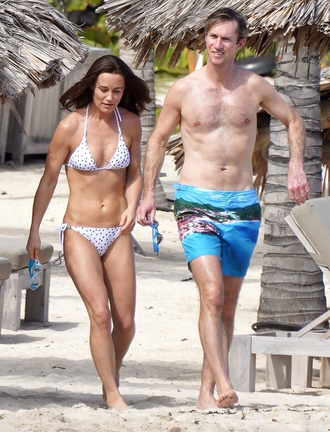 Pippa Middleton, James Matthews