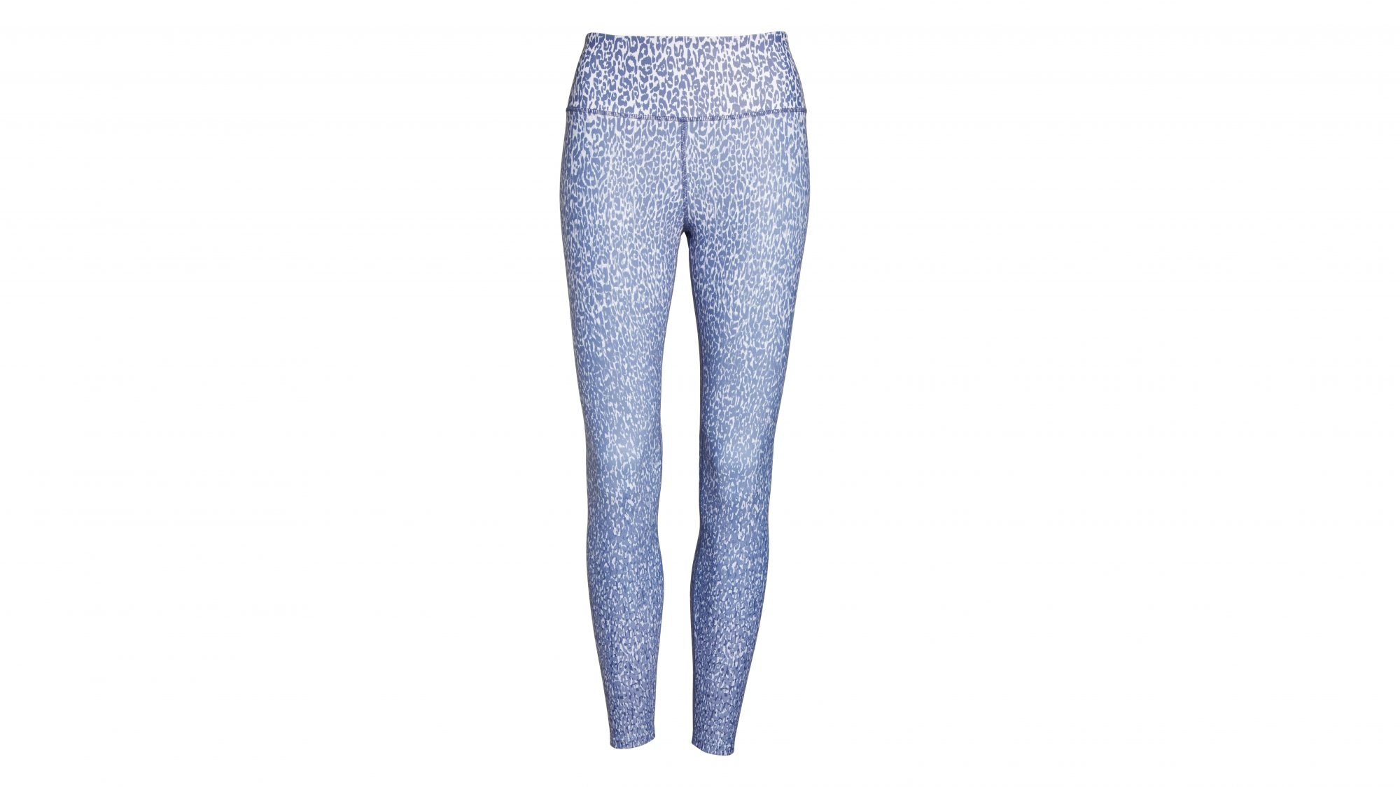 Soul by SoulCycle Ombré Leopard Tights