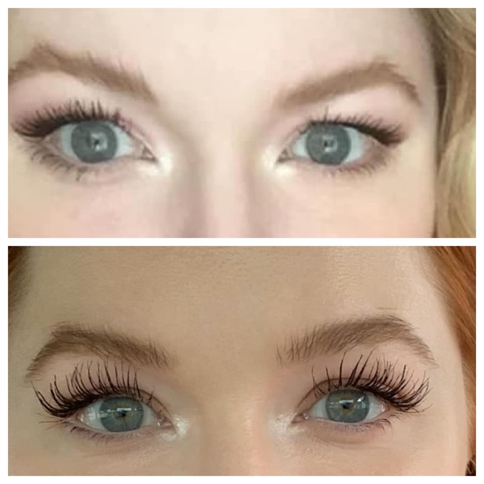 GrandeLash-MD's Lash Serum Doubled the Length of This Woman's Eyelashes in 5 Months