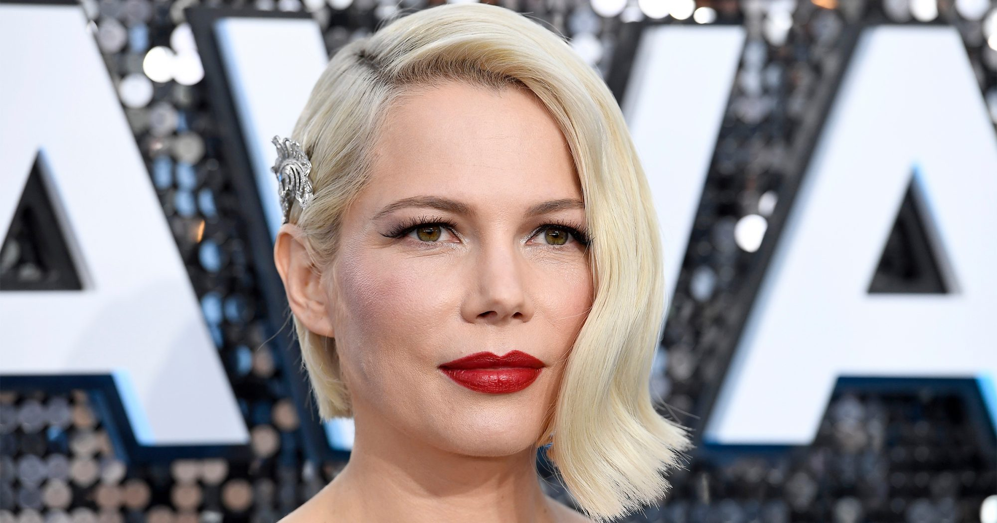 michelle williams weleda eye cream sag awards fb
