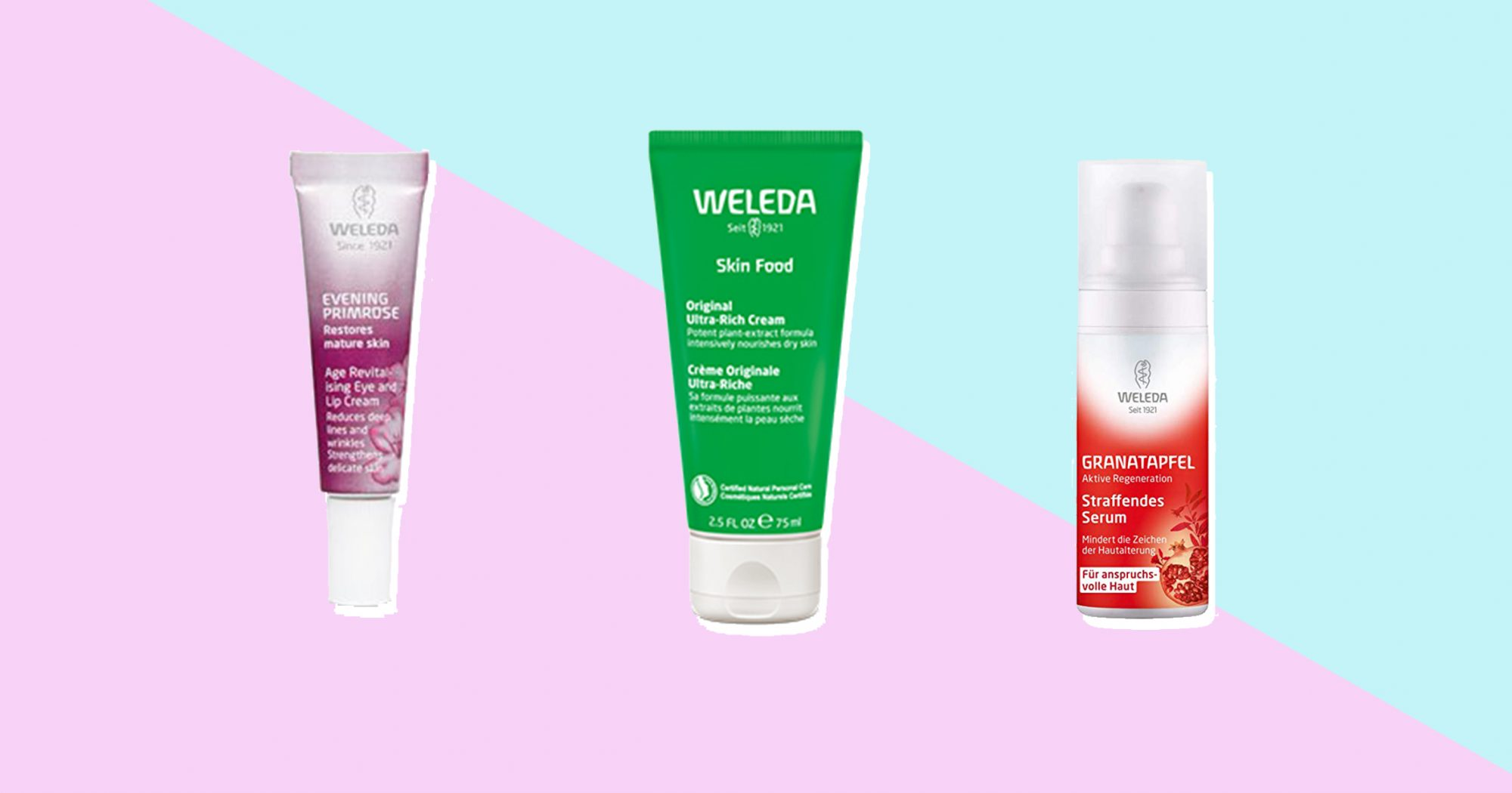 michelle williams weleda skin food products embed