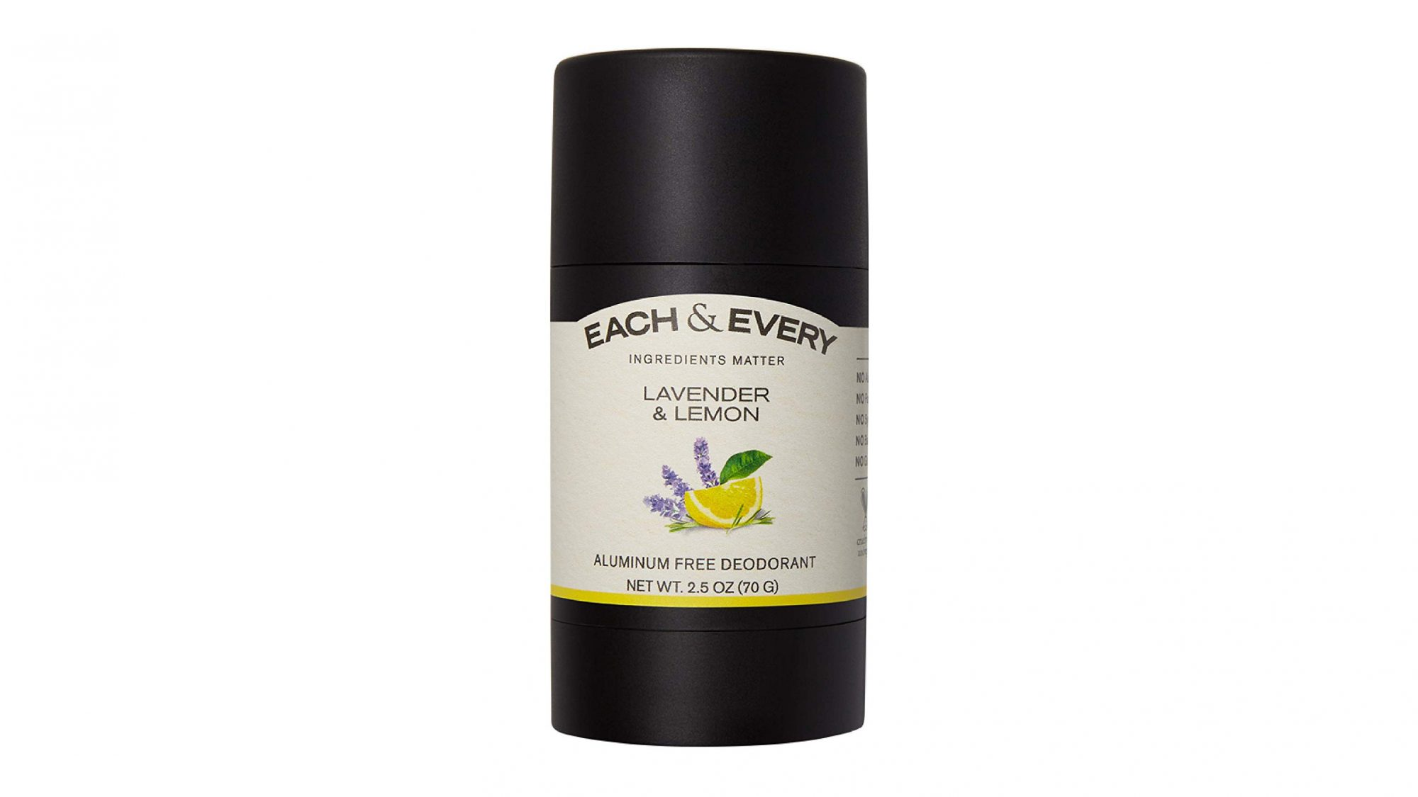each and every - deodorant