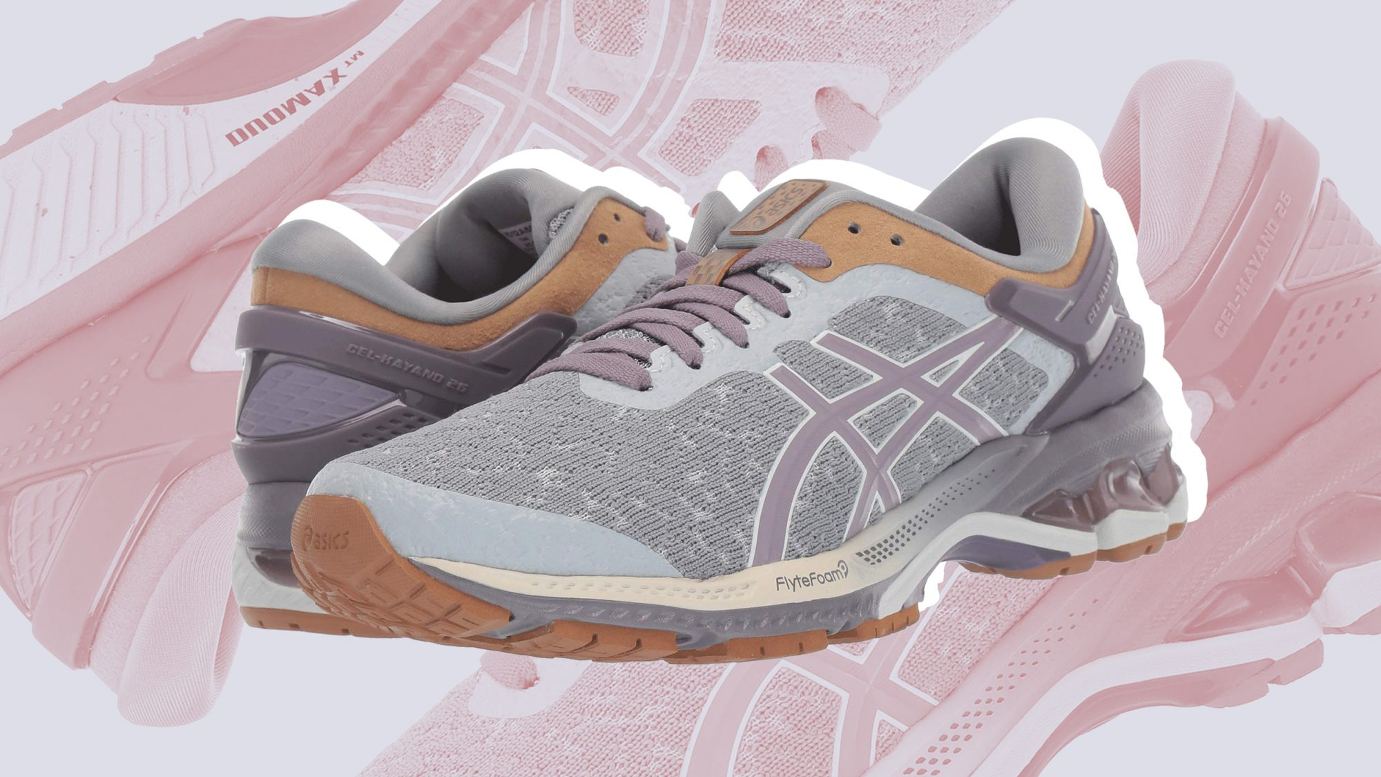 sneakers shoes asics-kayano