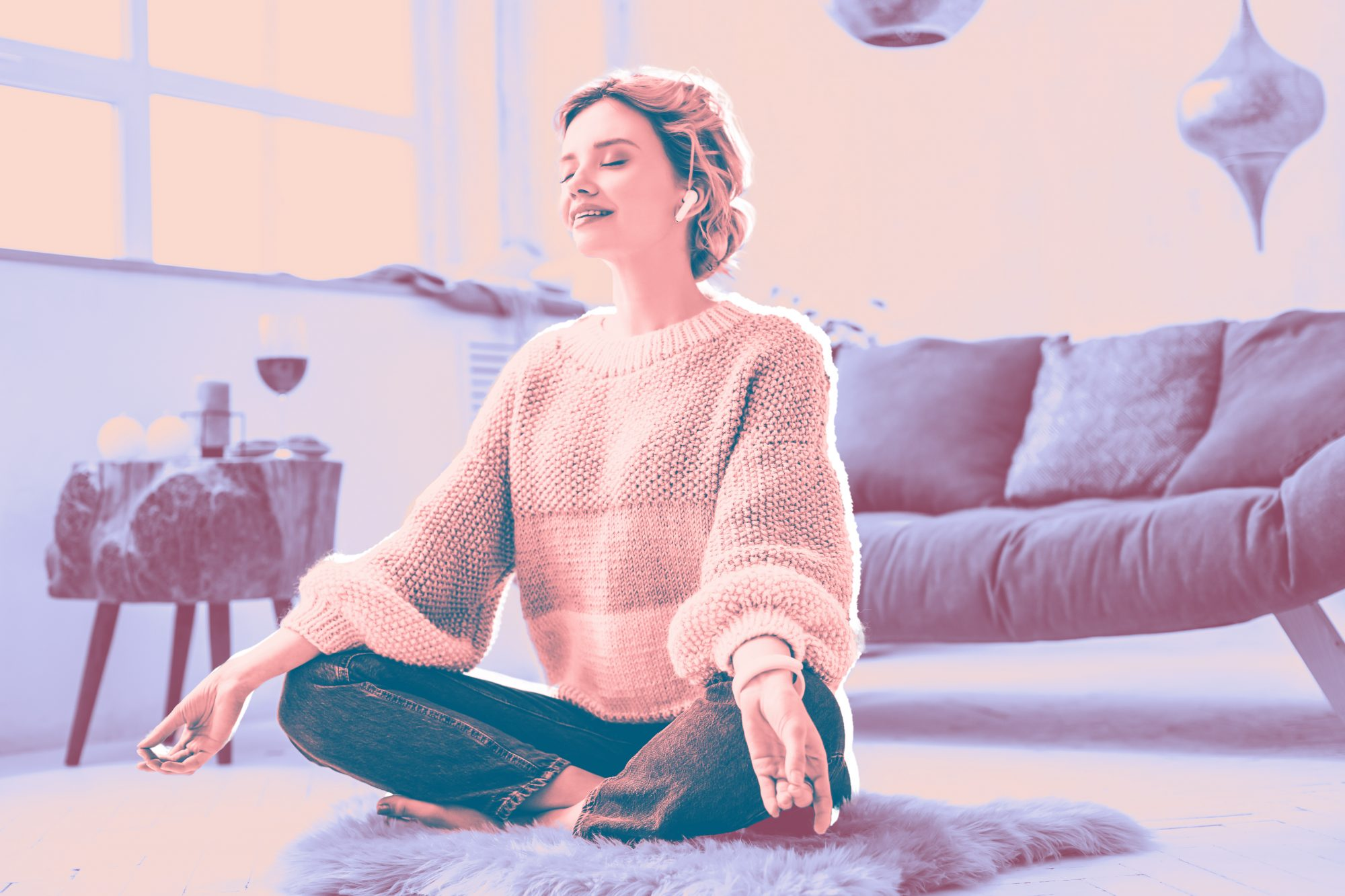 I Had Officially Given Up on Meditation Until I Found This Personalized App