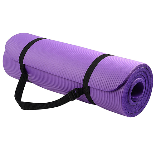 BalanceFrom GoYoga All-Purpose 1/2-Inch Extra Thick High