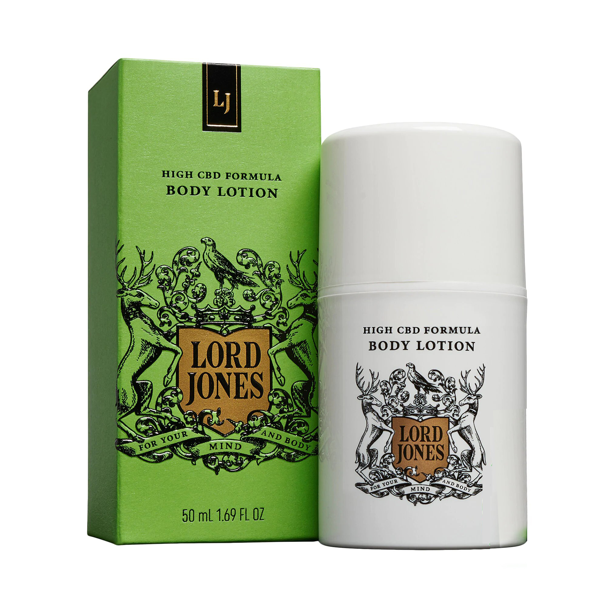 High CBD Formula Body Lotion - Lord Jones