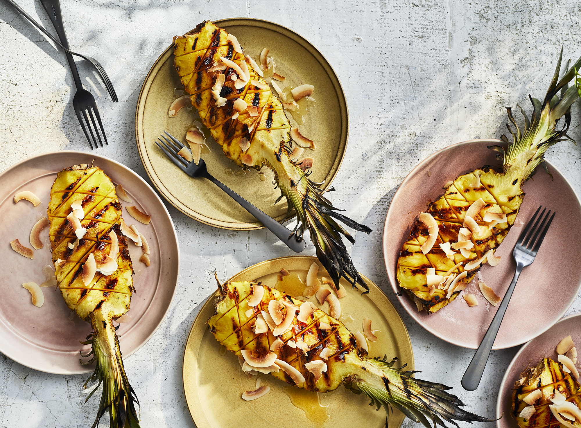pineapple-grilled-recipes-health-mag-june-2020