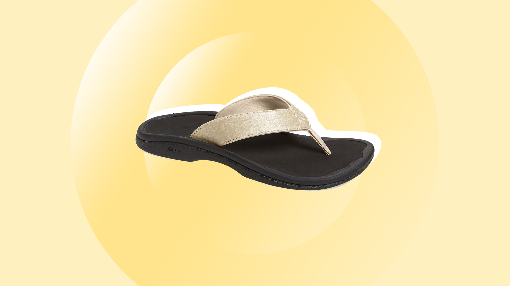 Olukai Sandals with Arch Support