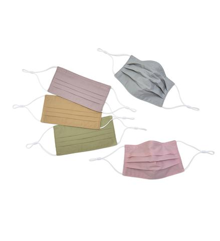 CARAA UNIVERSAL MASKS ASSORTED PASTEL COLORS