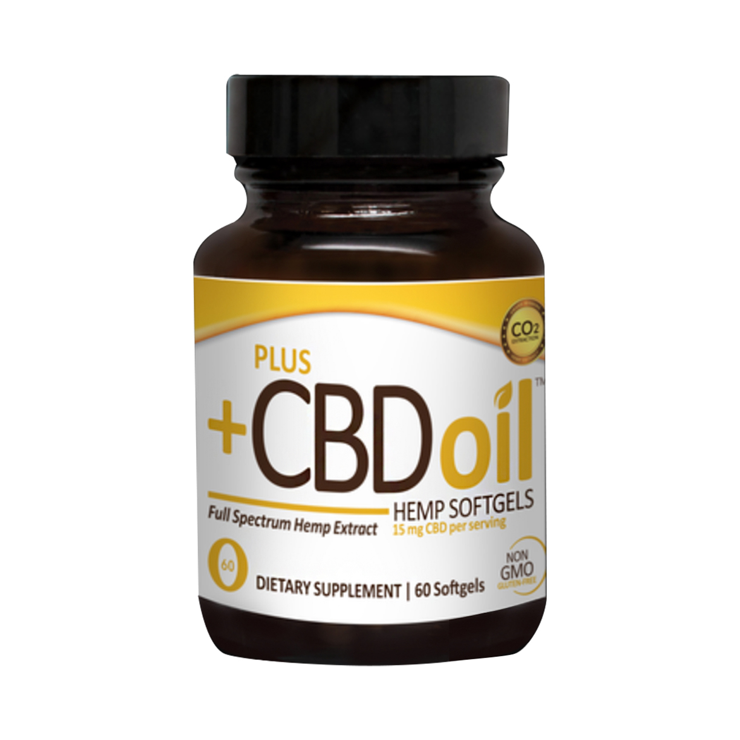 CBD Oil Softgel