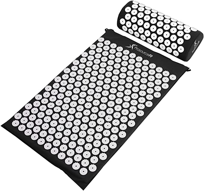Prosource Acupress Mat and Pillow Set Amaozn