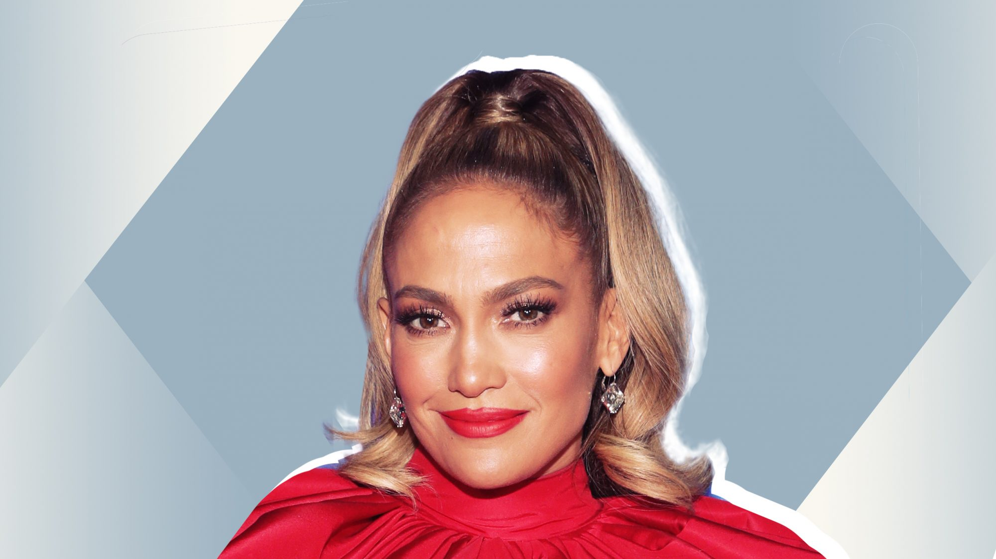 Jennifer Lopez Relied On This $30 Mascara for Her Mega-Full Lashes at the People's Choice Awards