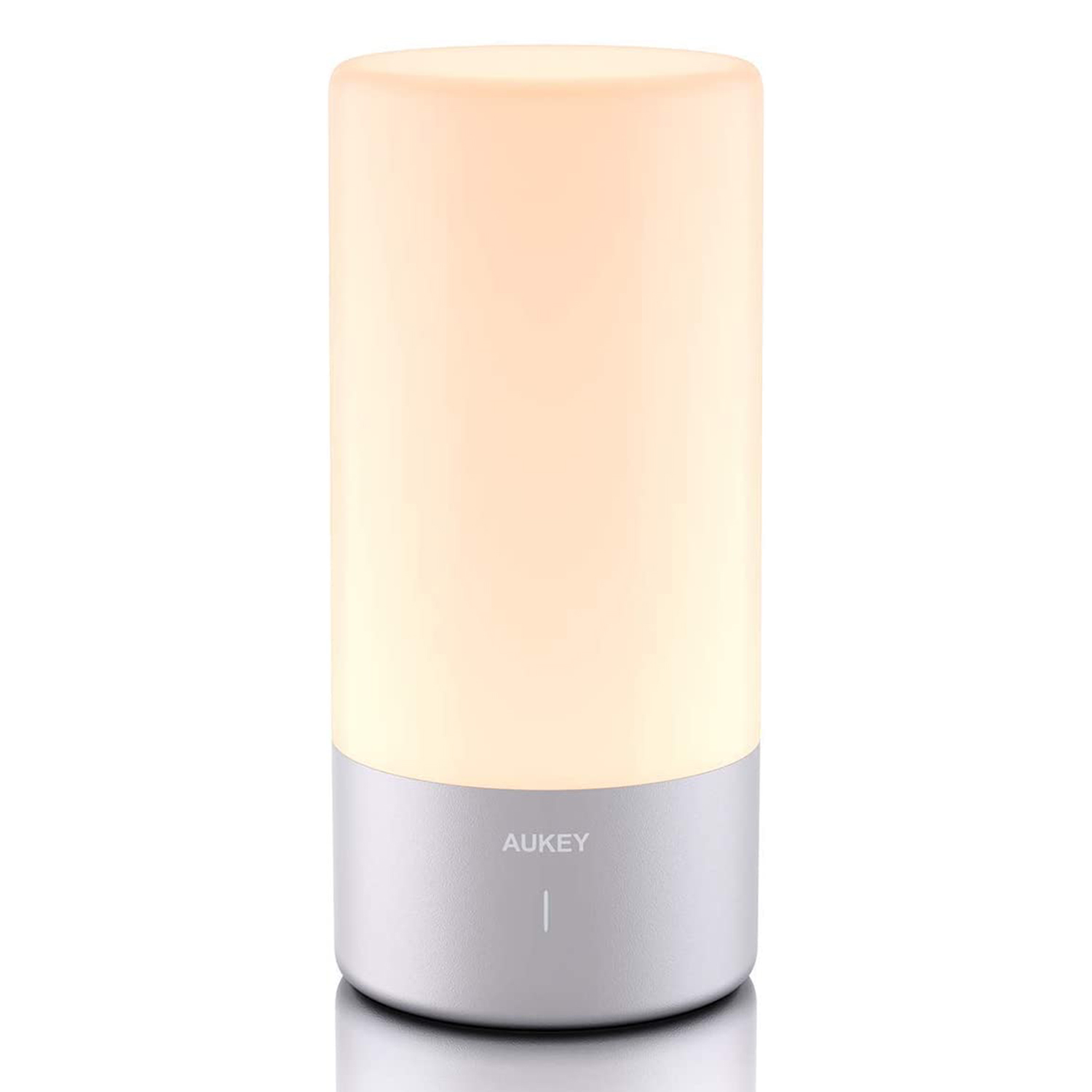AUKEY Table Lamp Touch Sensor Bedside Lamp Color Changing