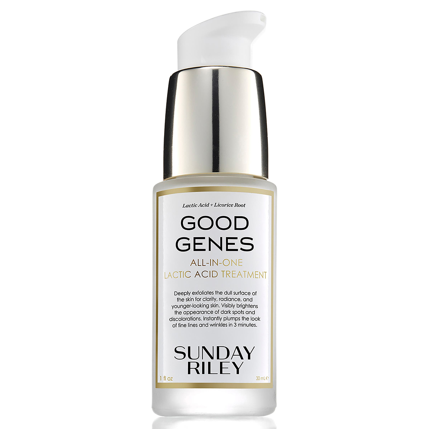 Good Genes All-in-One Lactic Acid Treatment SUNDAY RILEY