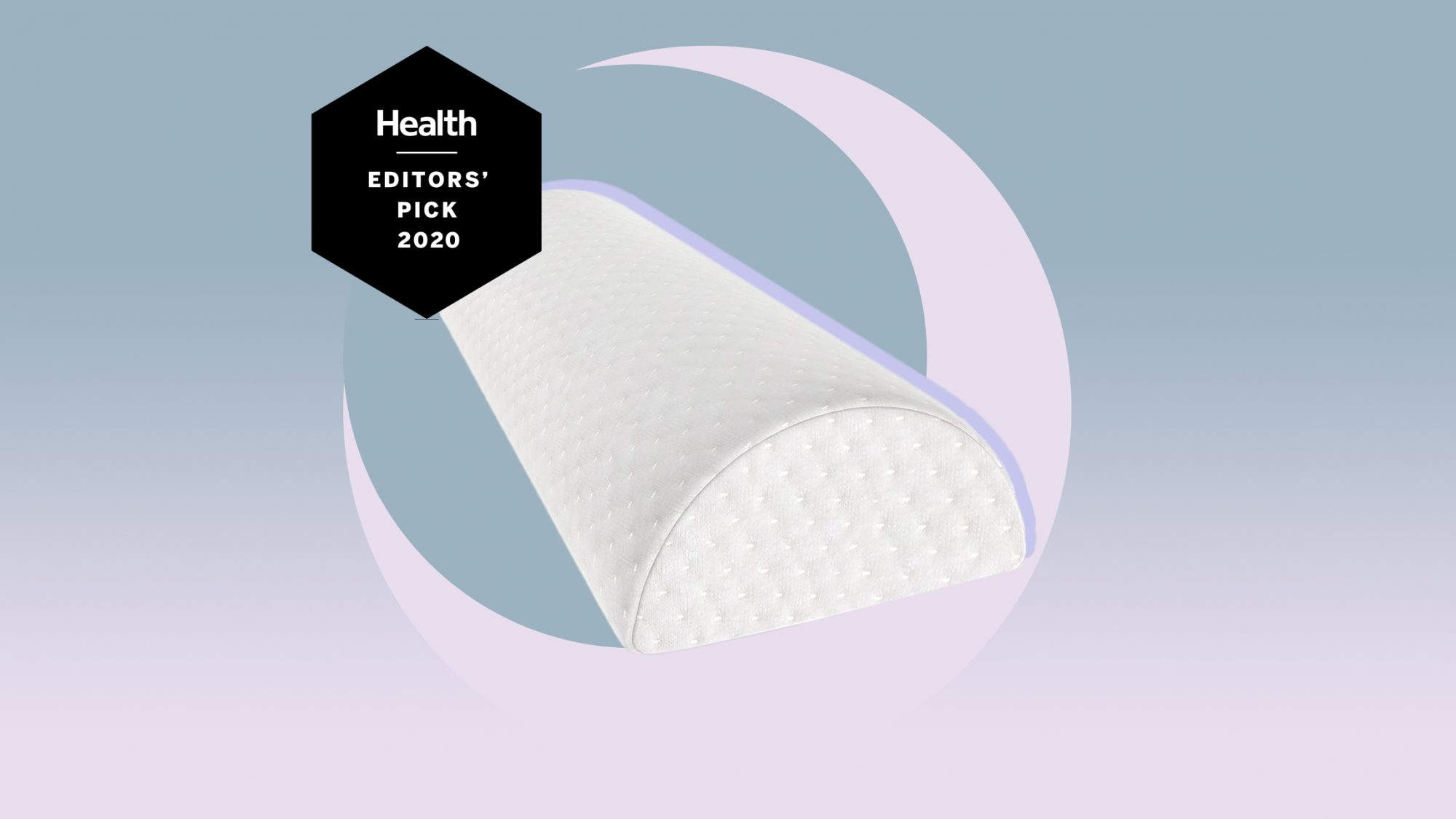 Half Moon Bolster Pillow
