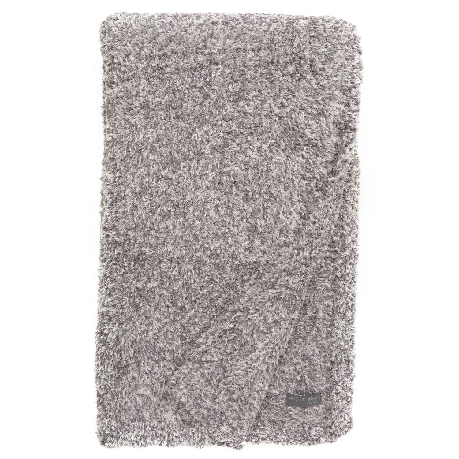 Barefoot Dreams Cozy-Chic Heathered Throw Blanket