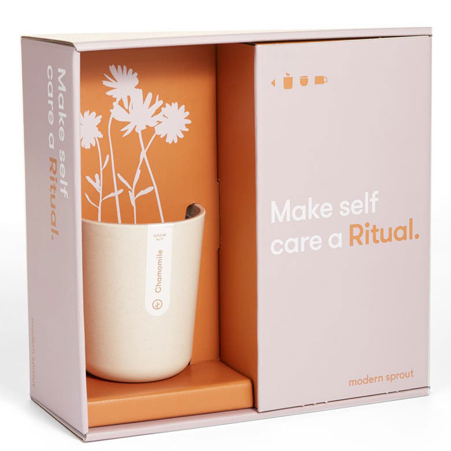 Modern Sprout Live Well Ritual Gift Set