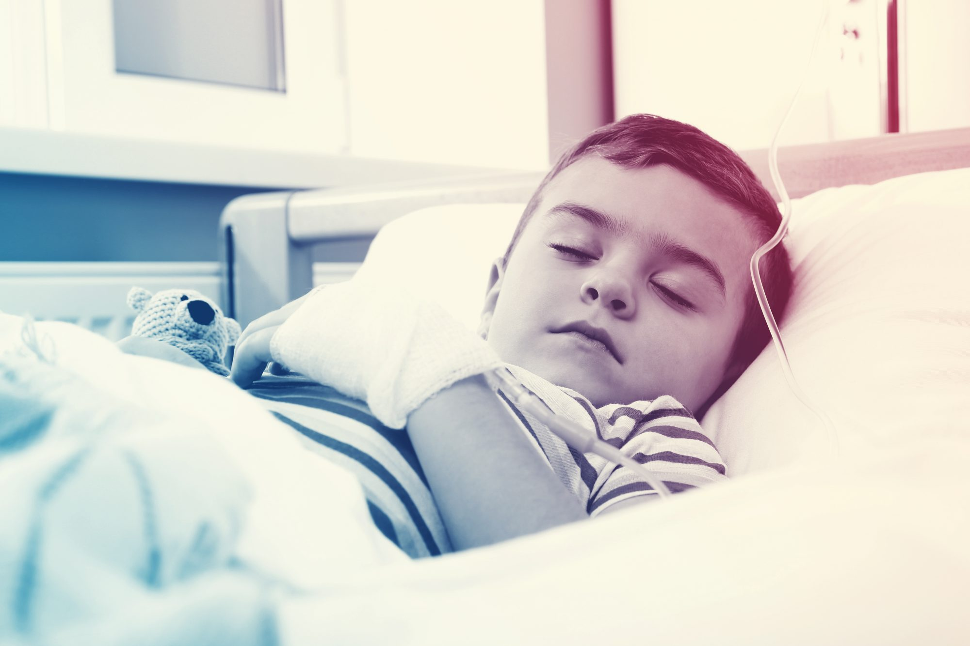 Missouri Boy Had a Stroke After COVID-19 Diagnosis-AdobeStock_253121164