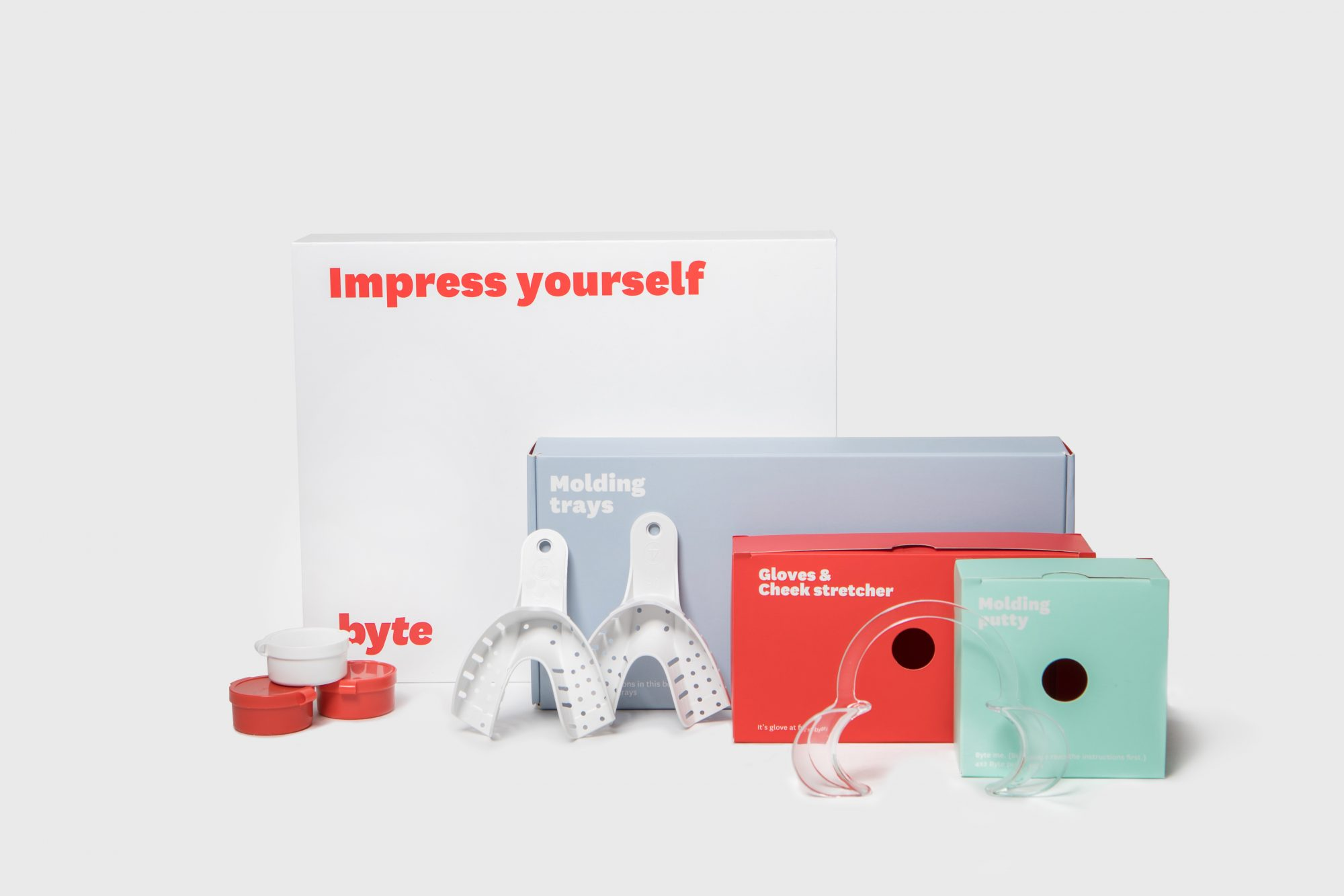 Byte Impression Kit January 2021